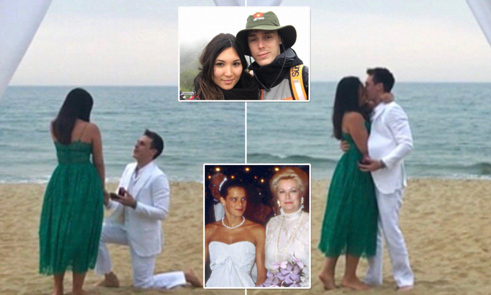 Princess Stephanie of Monaco\'s son Louis Ducruet is engaged | Sons ...