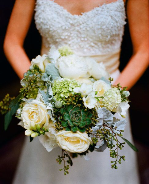 Vancouver Wedding Flowers: Vancouver Winter Wedding By Alison Events