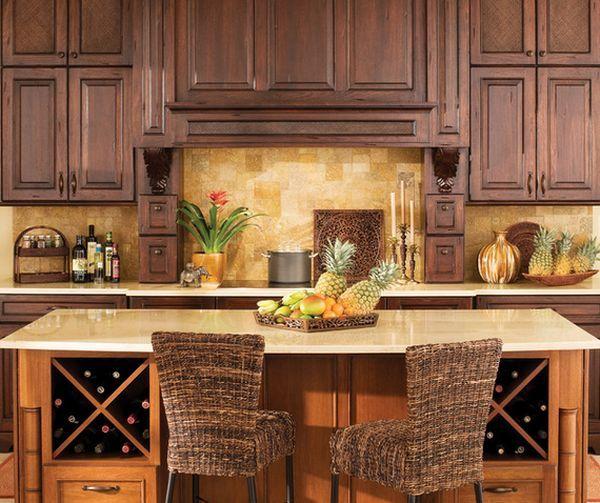 10 Smart Ideas For Modern Kitchen Storage Tropical Kitchen Home Decor Kitchen West Indies Decor