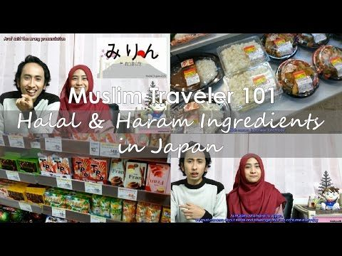 Muslim Traveler 101 Halal Food At Ameyoko Ueno Tokyo Youtube Halal Recipes Halal Food