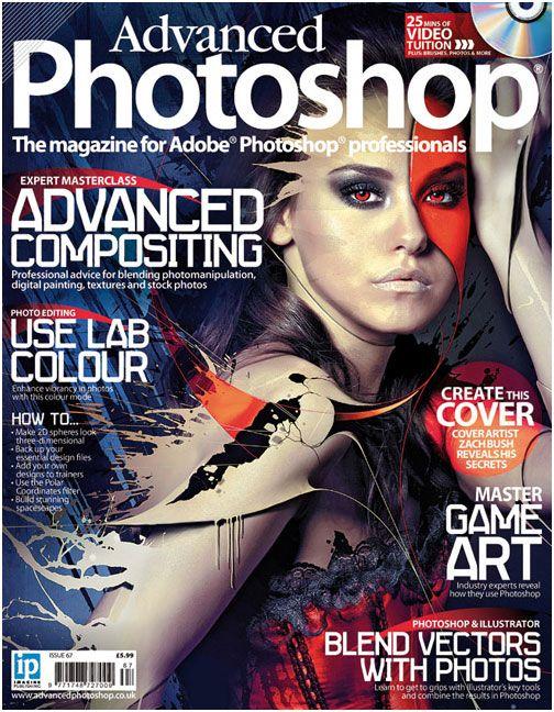 34 Creative Magazine Covers To Inspire Photoshop Magazine Magazine Cover Magazine Cover Page