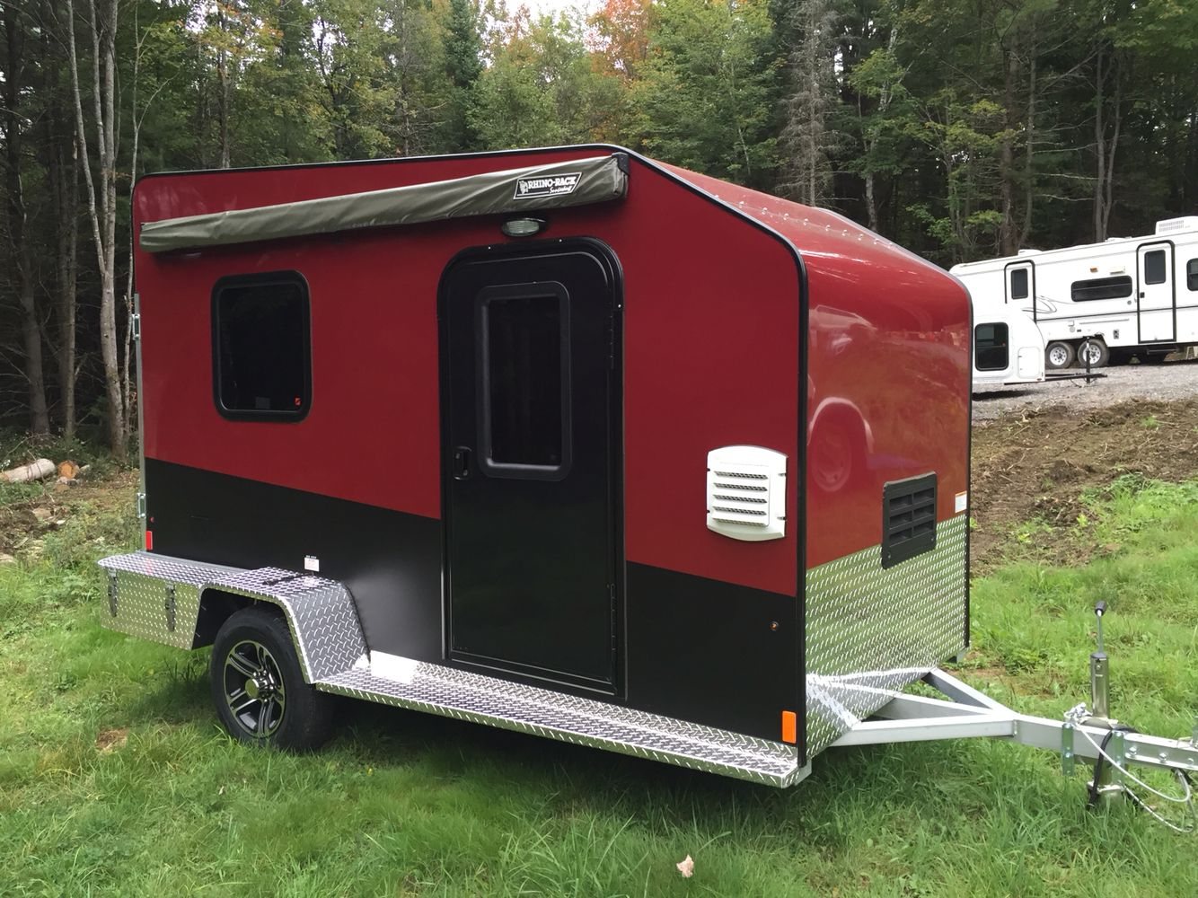 Loving these colours Microlite Trailer CarGo Lite Xtreme