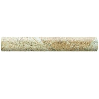 Bathroom Tile Quarter Round daltile folkstone slate sandy beach 1 in. x 6 in. ceramic quarter