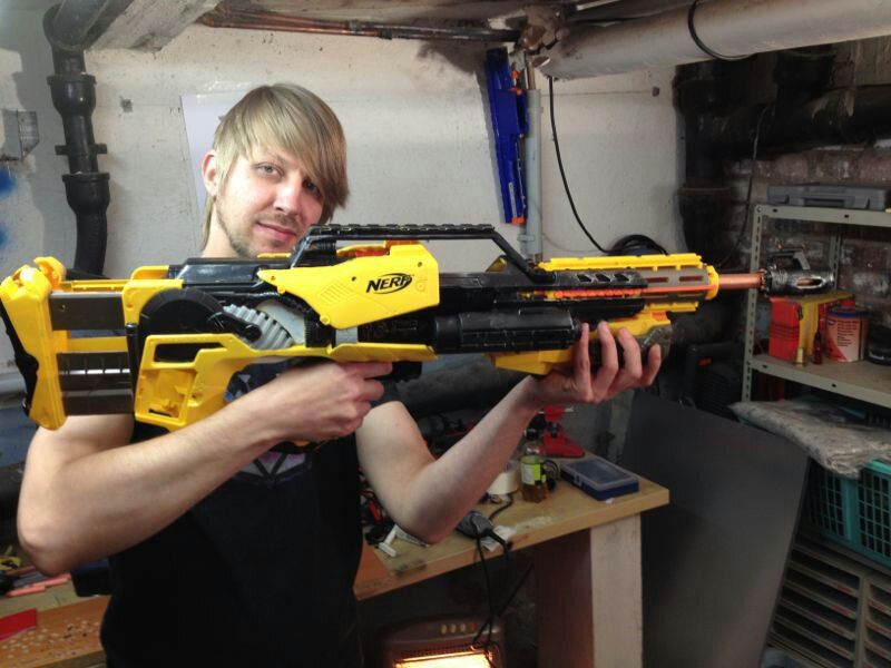 Nerf Gun Props? YES! - Page 59