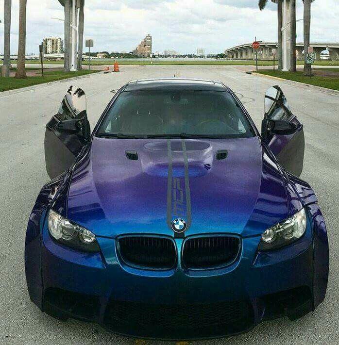 Bmw E92 M3 Blue Bmw E92 Bmw Cars Bmw Bmw M3