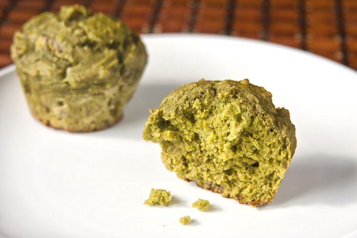 Spinach Muffins #spinachmuffins