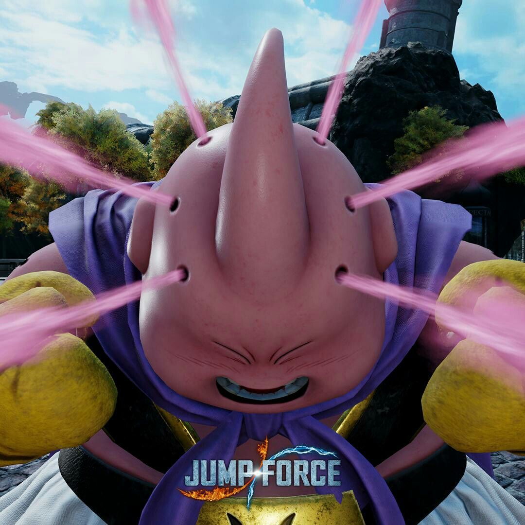 Pin By Gohan Z On Jump Force Dragon Ball Z Dragon Ball Para Jumping