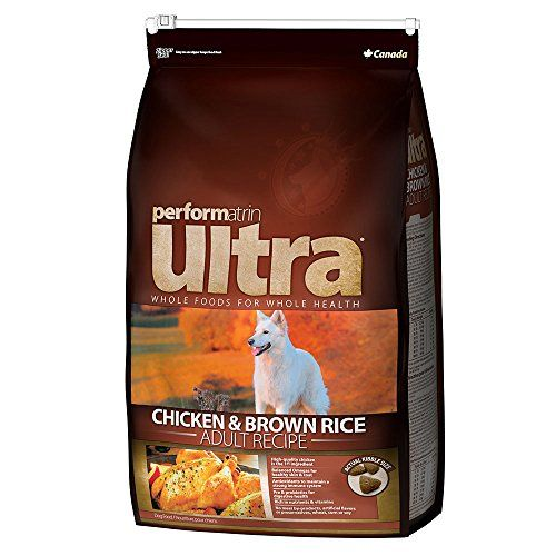 Performatrin Ultra Chicken Brown Rice Adult Dry Dog Food 143 Lb