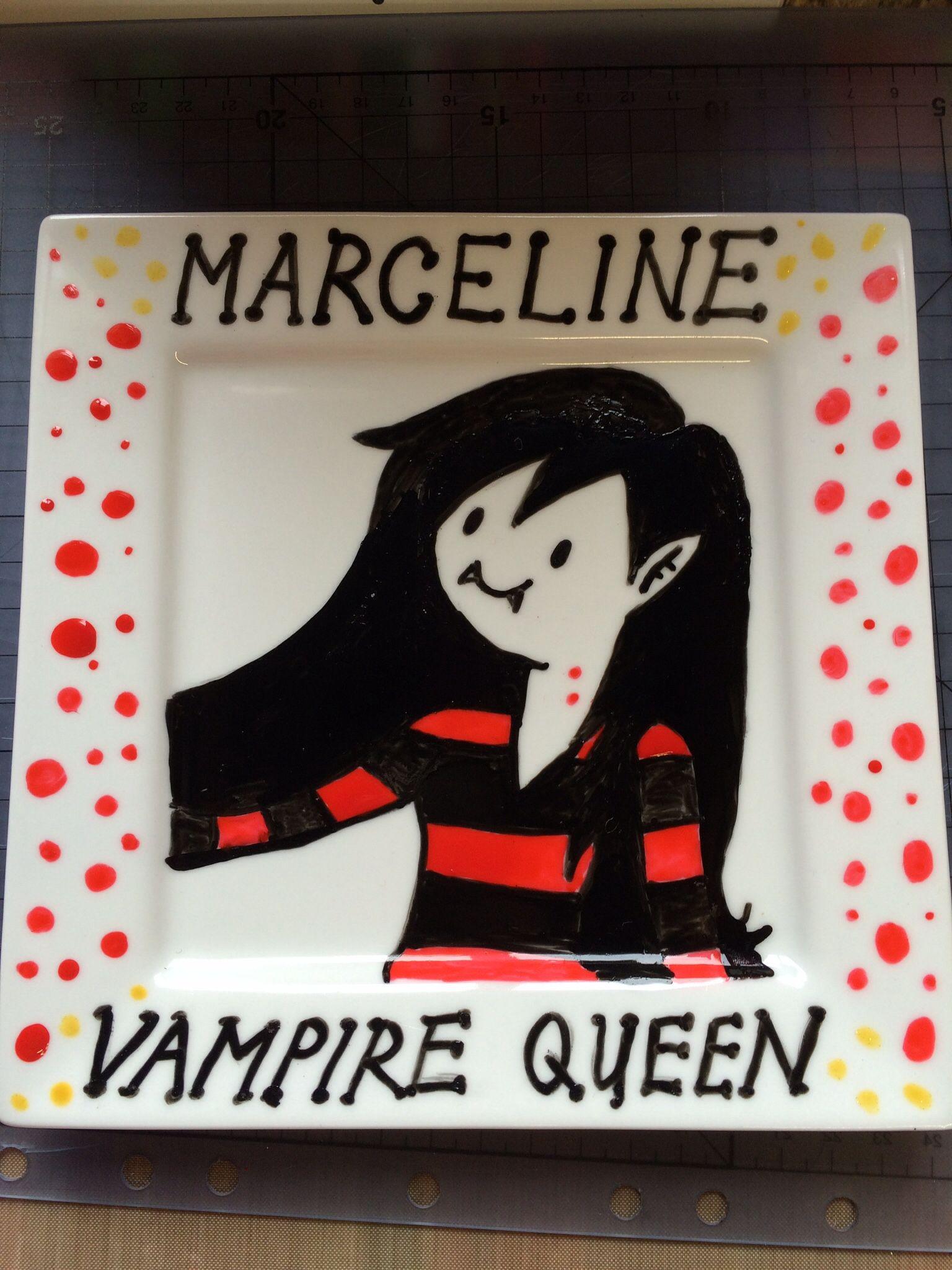 Marceline Cake Plate