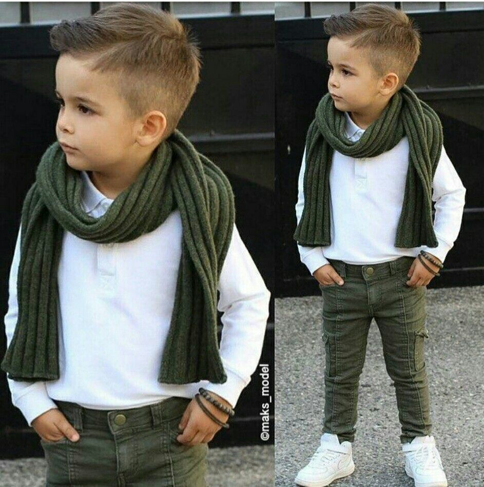 Pin by patricia jabonero on ropa niños pinterest haircuts boy