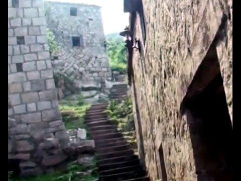 Yagliboya Tas Eski Evlerin Resmi Nasil Cizilir Sokak Merdiven Nasil Cizilir Youtube Merdivenler Resim Painting