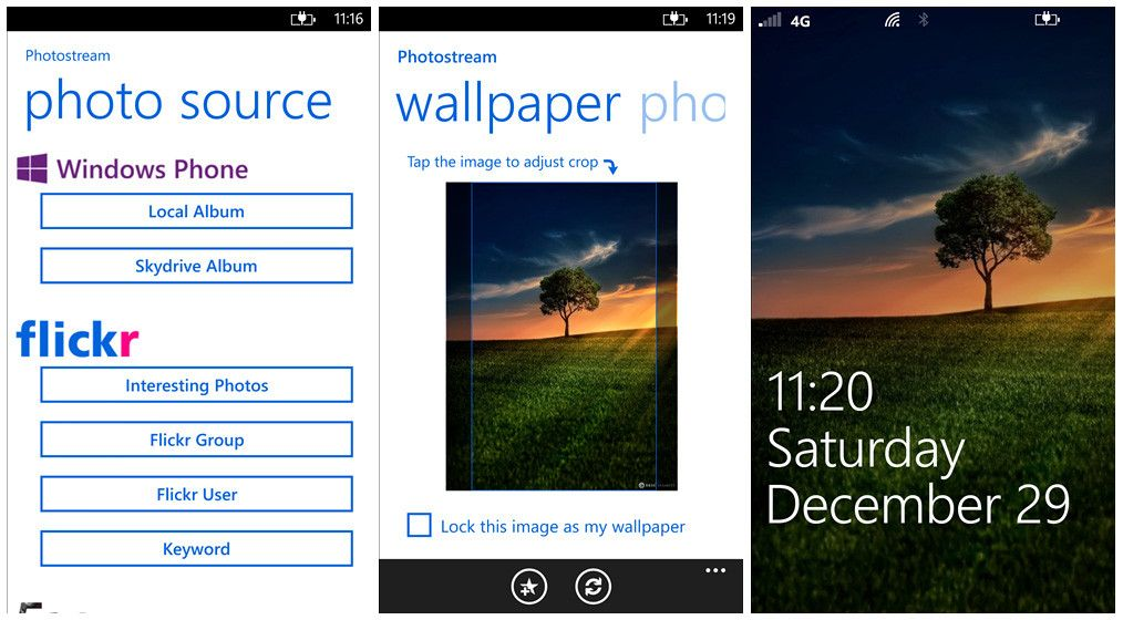Start Screen Customizer For Windows Phone 81 Let The Creativity