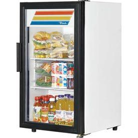 True Countertop Refrigerators Commercial Refrigerators