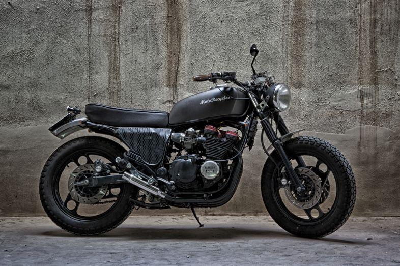 Pin On Motorecyclos Yamaha Jap Rat
