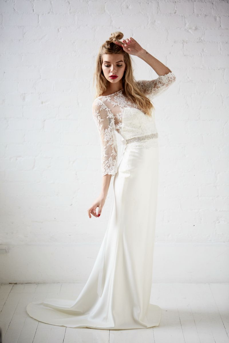 Bridal separates collection from charlotte balbier charlotte bridal separates collection from charlotte balbier ombrellifo Gallery