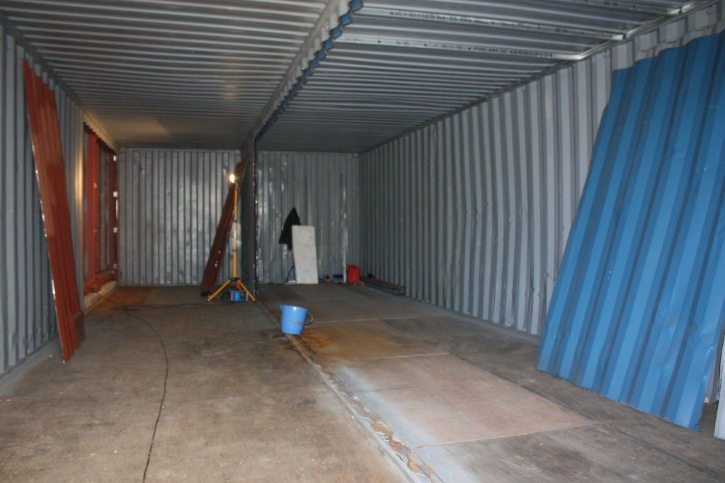 Int rieur maison container shippingcontainerhome maison for Interieur container