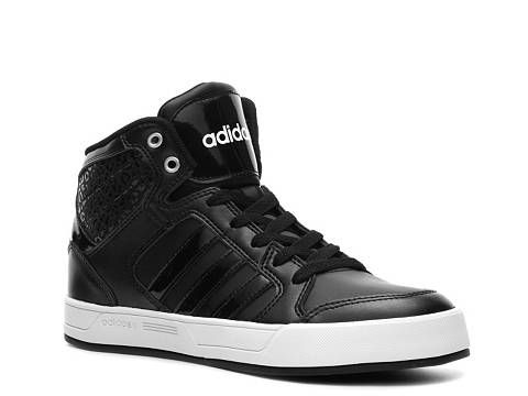 Yeah I think I have a shoe problem. Love these Adidas neo old school high  tops
