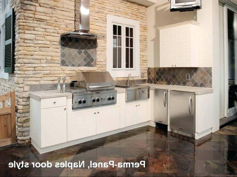 outdoor kitchen cabinets polymer aid artisan stand mixer elegant design photo