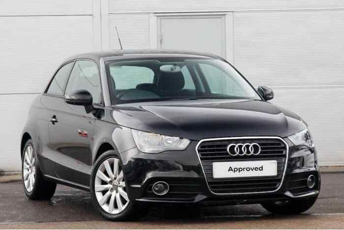 Phantom Black Metallic Audi A1 Used Audi Audi Dealership Audi Cars