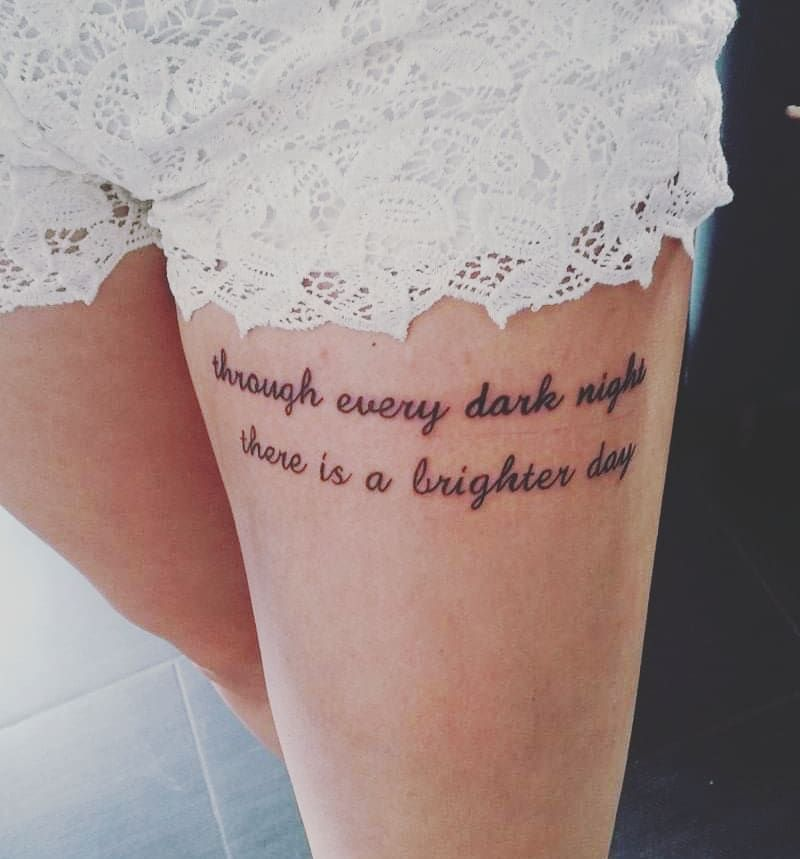 These 100 Hidden Tattoos Ideas Will Satisfy Your Craving