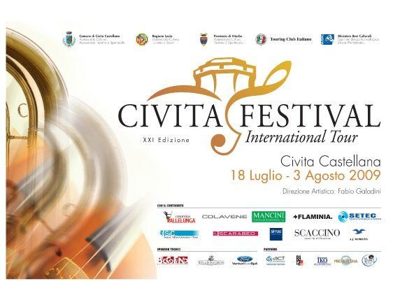 Kaos Agency - Maxiposter m. 6x3 Civitafestival