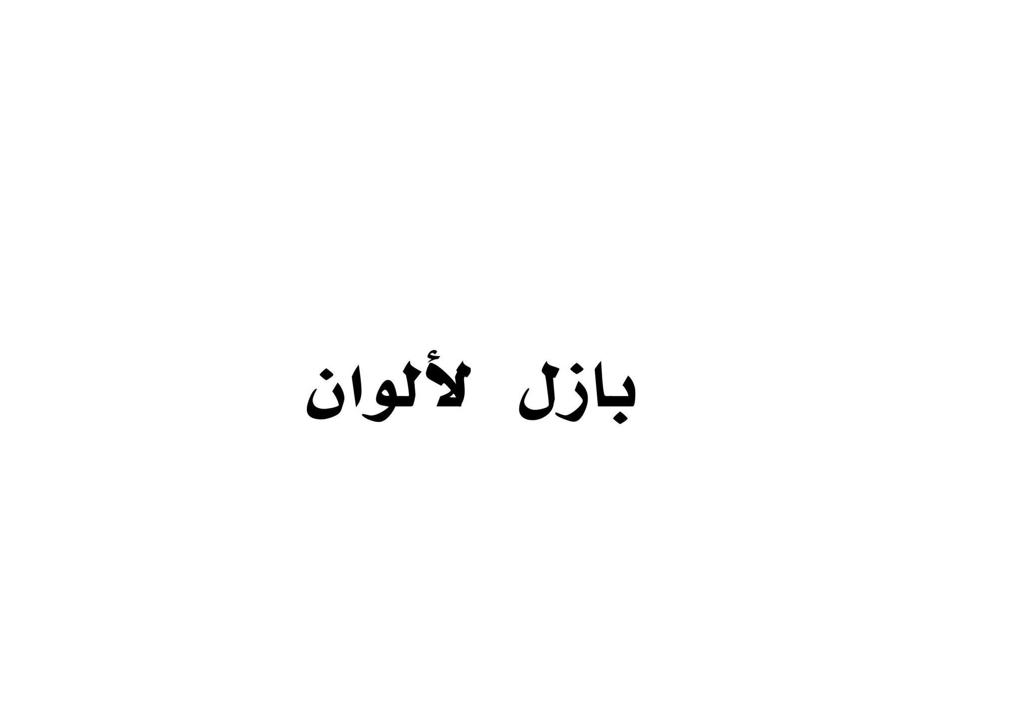 بطاقات تعليمية بازل الالوان لتعليم الاطفال بالابداع و المرح Math Math Equations Arabic Calligraphy