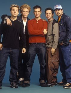 Celebrate 20 Years Of Nsync With These Glorious Gifs Nsync Boy