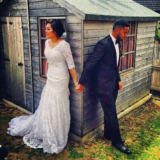 yvonne tongan and ben samoan wedding island girl