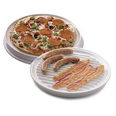 Nordic Ware Microwave Bacon Tray Microwave Baked Potato