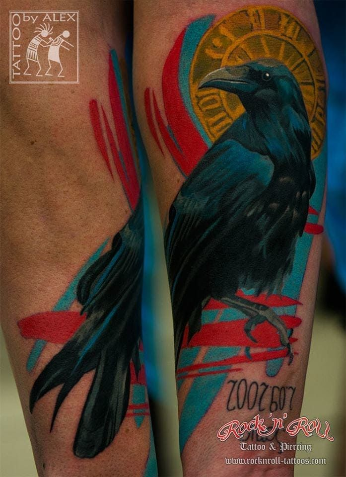 Celtic Crow Tattoo Meaning : celtic, tattoo, meaning, Tattoos, Their, Meanings, Tattoodo, Tattoo,, Meaning,, Tattoo, Meaning