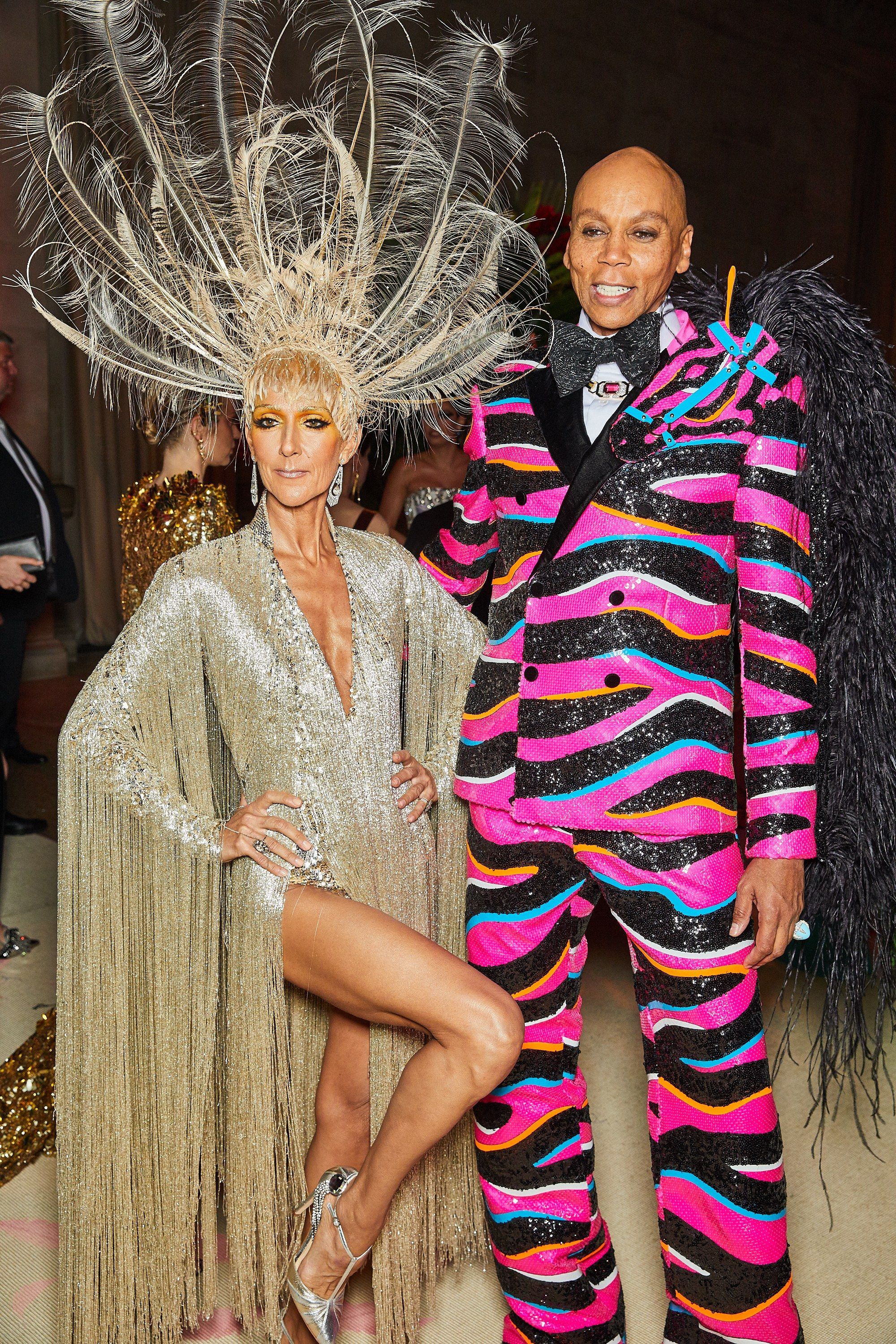 An Intimate And Eccentric Glimpse Inside The 2019 Met Gala