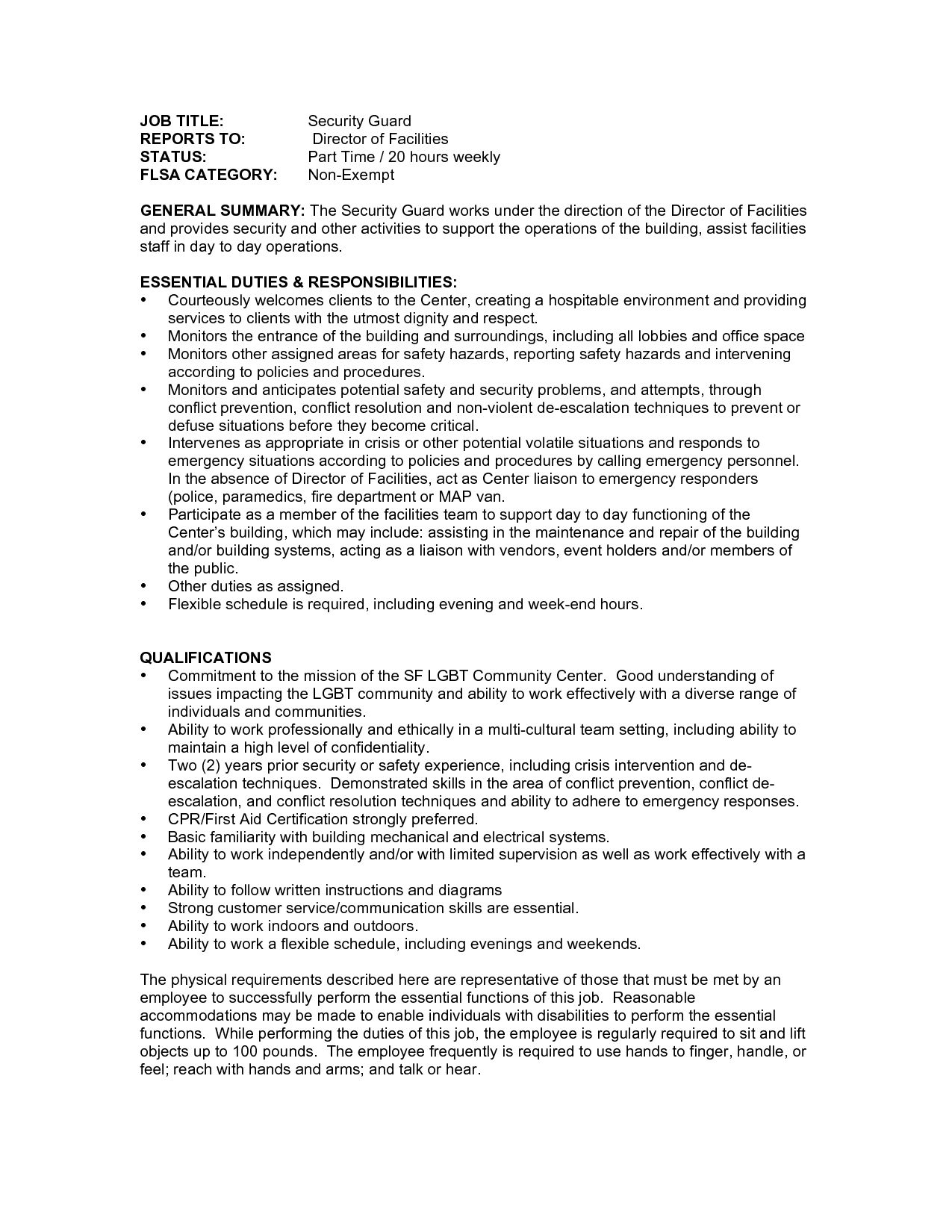 raytheon security officer cover letter inpatient pharmacy