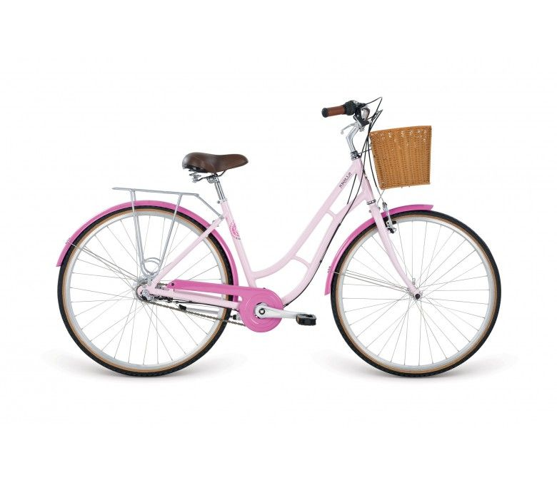 Apollo Nouveau 3 Womens Light Pink 2017 99 Bikes Lifestyle