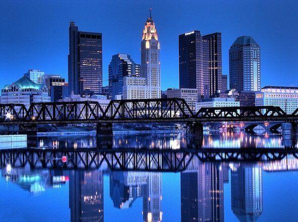 Columbus Ohio Columbus Ohio Skyline With Images City Of