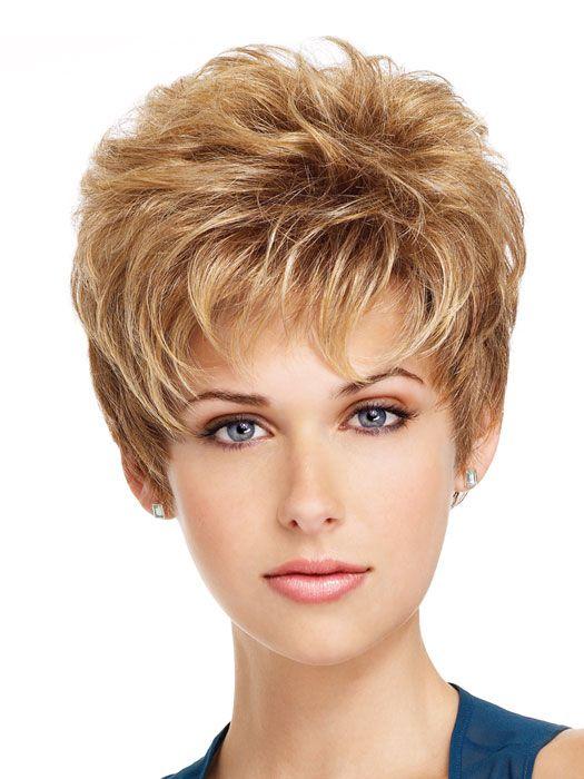 Jolie Perruque femme, perruque femme courte haute qualité