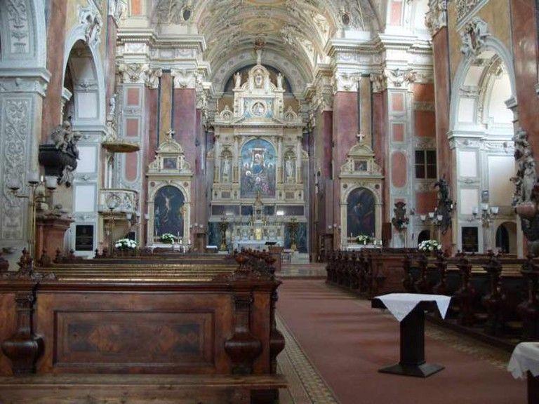 The 10 Most Beautiful Churches in Vienna, Austria | Church, Cathedral  church, Michael church