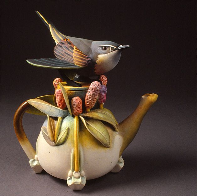 1000+ images about Teapots and Coffeepots on Pinterest | Museums ...