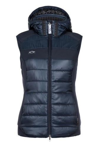 This bodywarmer is perfect all year around. It's