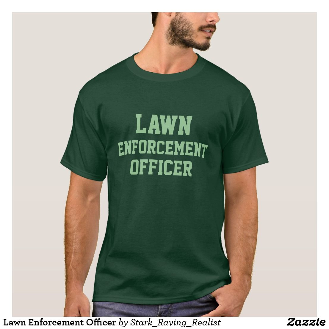 dee986ba Lawn Enforcement Officer T-Shirt #fathersday #father #fathers #day #2018  #giftideas #giftsfordad #giftfordad #daddy #dad #grandpa #grandfather #papa  ...