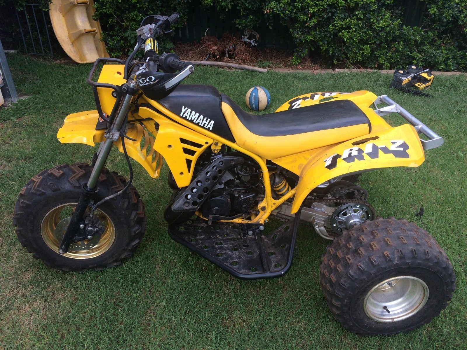 Yamaha tri-z 250 | eBay Yamaha, Buy Motorcycle, Ebay, Motorcycles For