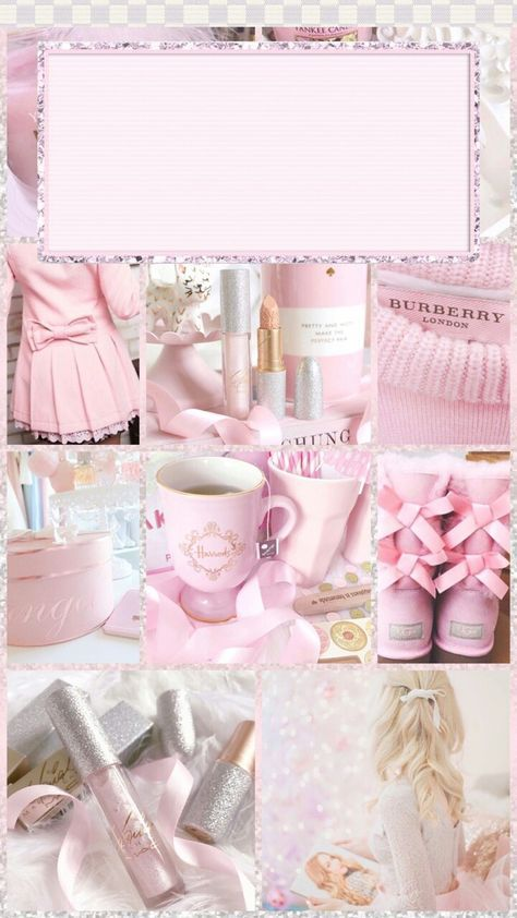 Pink Aesthetic Wallpaper Collage 23+ Ideas For 2019   Pink aesthetic, Pink wallpaper iphone ...