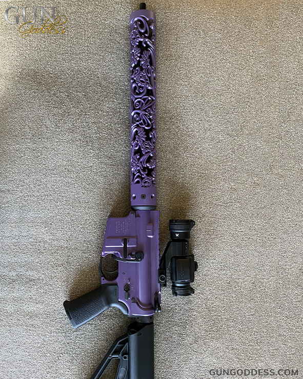 AR-15 Patterned Handguards
