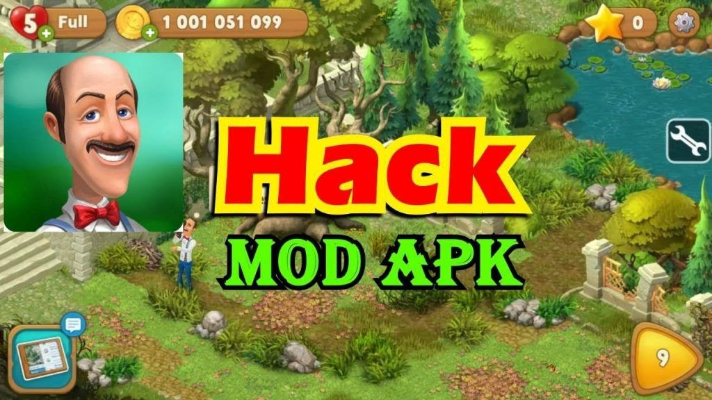 hacked apk gardenscapes