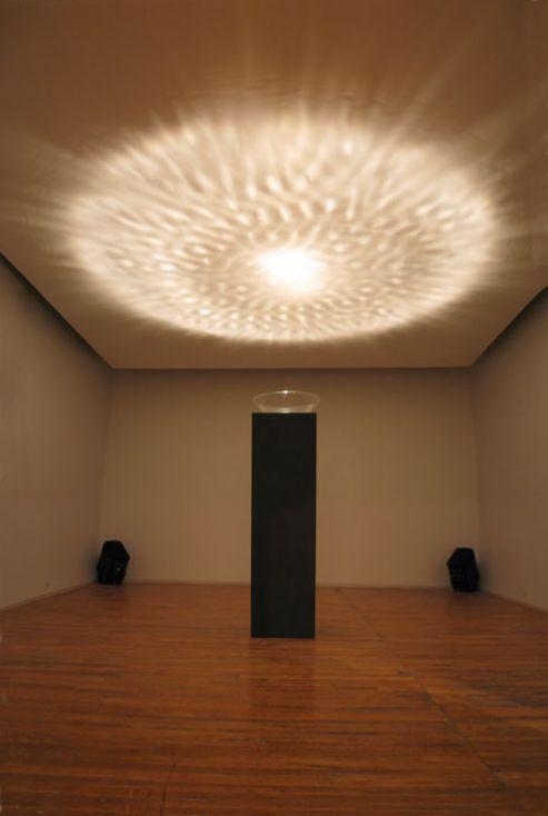 Sphere by #FinnbogiPétursson  #lightart #lightartaday LIGHT ART A DAY