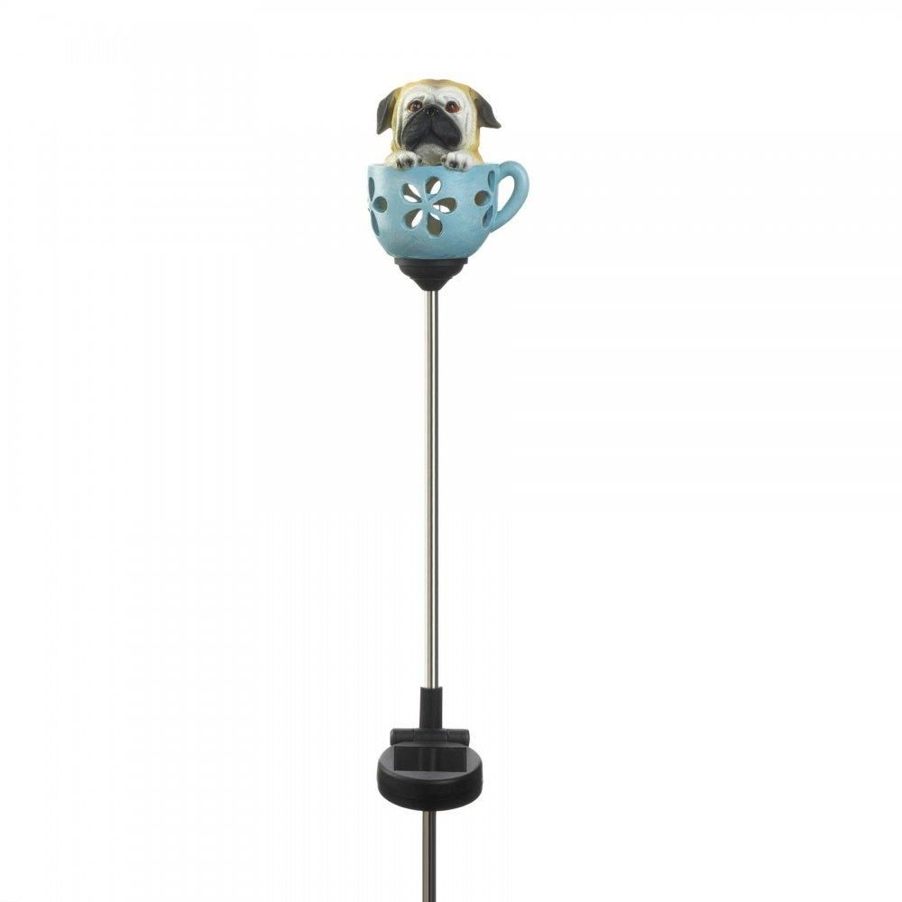Pup In Cup Solar Stake - Pup In Cup Solar Stake