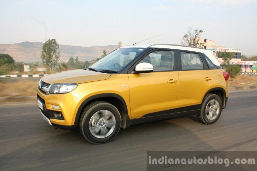 #Maruti #Vitara Brezza to aid in Company's Double-digit growth