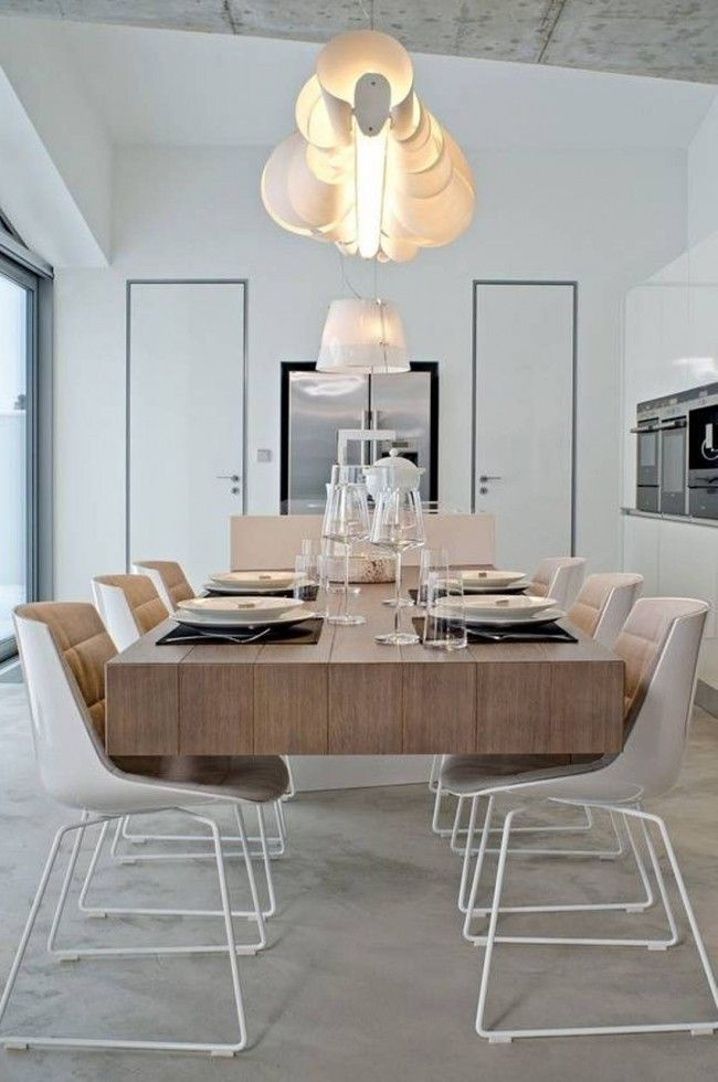 dining room lights modern  Nexpeditor Casa  decoração salas de