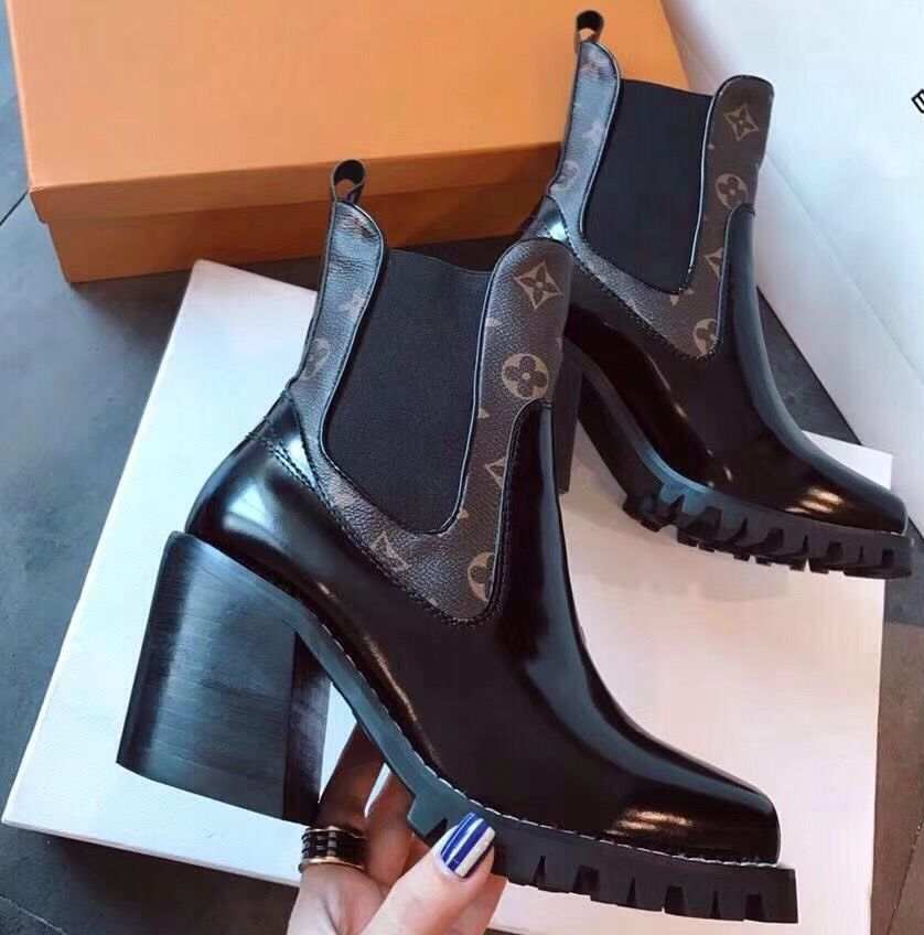 869ee7654d46 Louis Vuitton Limitless Ankle Boots 1A3GP1 2017