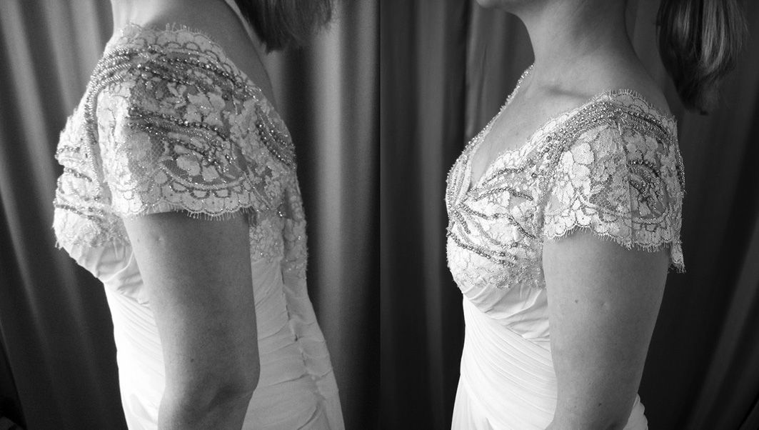 before and after wedding dress alterations bodyalteration