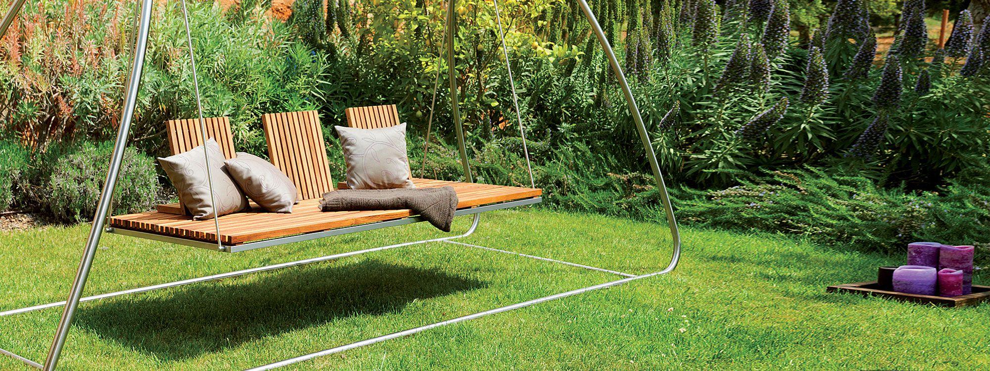 Home Modern Garden Swing Seat Viteo Minimalist Garden Furniture Garden Swing Seat Quality Garden Furniture Minimalist Garden
